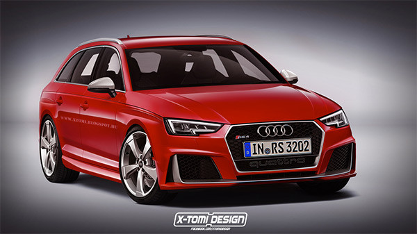 Preview: Audi RS4 Avant [B9]