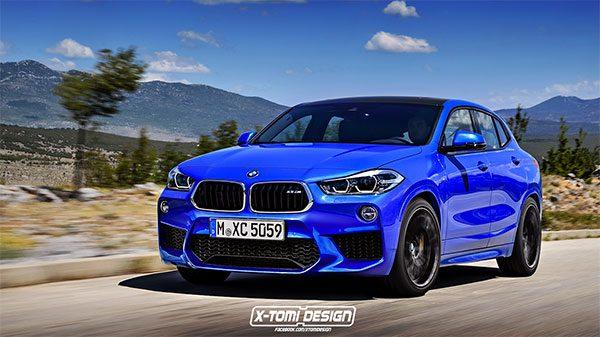 Preview: BMW X2 M (2019)