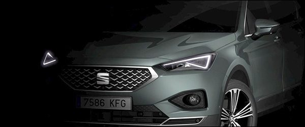 Preview: Seat Tarraco (2019)