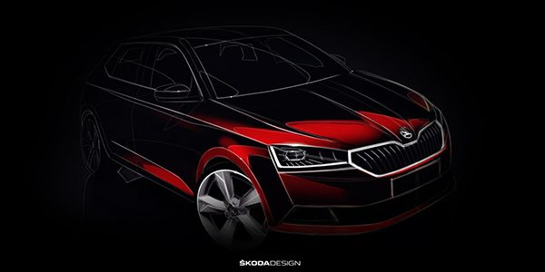 Preview: Skoda Fabia facelift (2018)