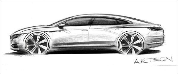 Preview: Volkswagen Arteon (2017)