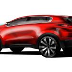 Preview: nieuwe Kia Sportage 2015