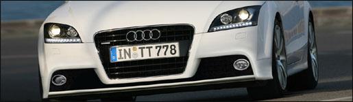 Preview Audi TT-S Roadster 2009