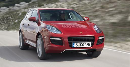 Preview: Porsche Cayenne 2010