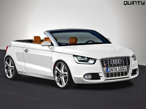 Preview Audi A1 Cabrio Groenlicht Be