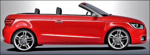 Preview Audi A1 Cabrio