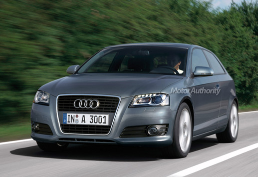 Preview Audi A3 Facelift 2009