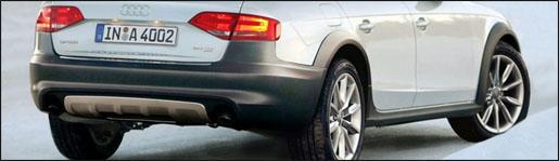 Preview: Audi A4 Allroad Quattro
