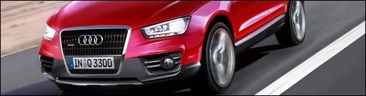 Preview: Audi Q3