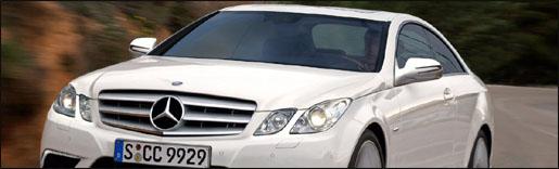Mercedes CLK 2009 Impressiefoto