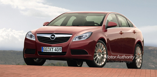 Preview: Opel Insignia 2009