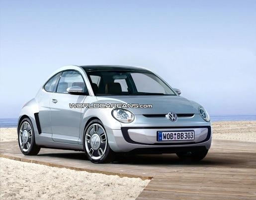 Preview: Volkswagen Beetle 2010
