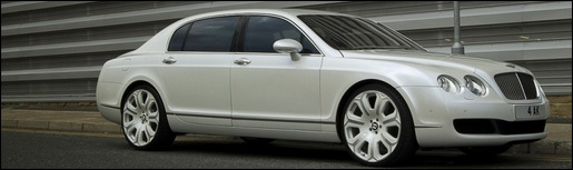 Project Kahn Bentley Continental Flying Spur