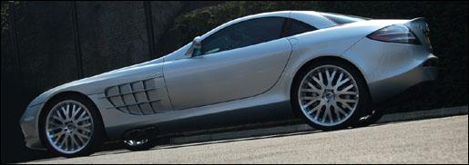 Mercedes SLR Project Kahn
