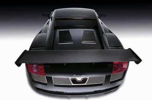 Reiter Lamborghini Gallardo GT3