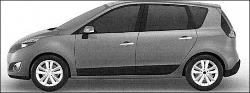 Gelekt: Renault Scénic