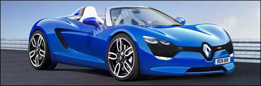Renaultsport DeZir Roadster