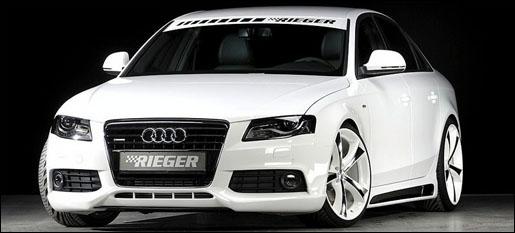 RIEGER TUNING Audi A4 3.0 TDI