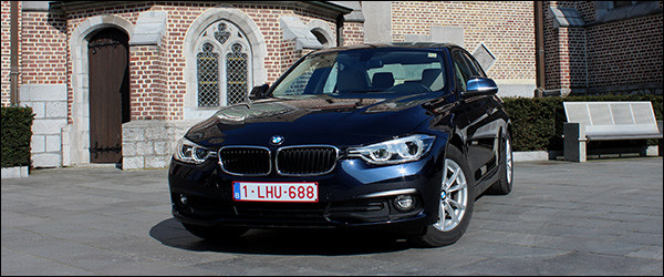 Rijtest: BMW 320d EfficientDynamics Edition