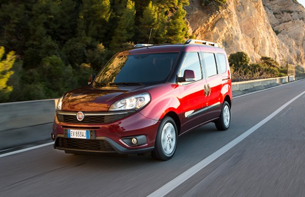 Kort Getest: Fiat Doblò 2015