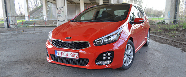 Rijtest: Kia Cee'd facelift 1.0 GT Line (120 pk)