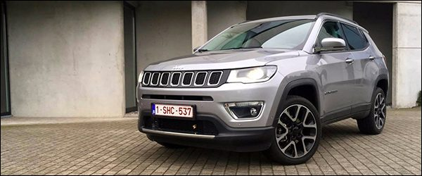 Rijtest: Jeep Compass 2.0 MultiJet 4X4 (2017)