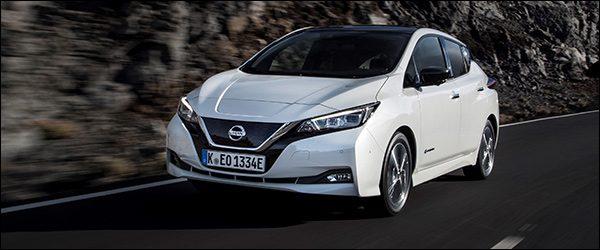 Rijtest: Nissan LEAF 40 kWh (2018)