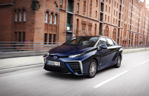 Rijtest: Toyota Mirai (2016) waterstof