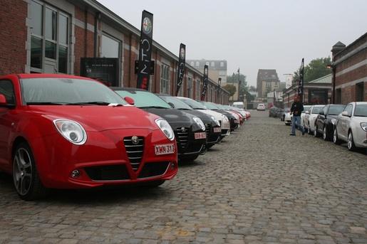 Alfa Romeo MiTo Rijtest
