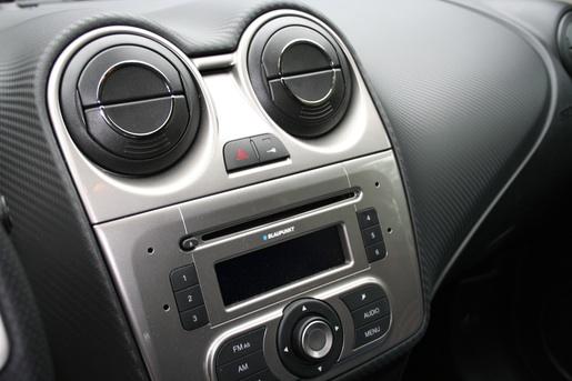 Alfa Romeo MiTo Rijtest Interieur Middenconsole