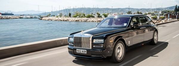 rolls royce series II phantom coupe