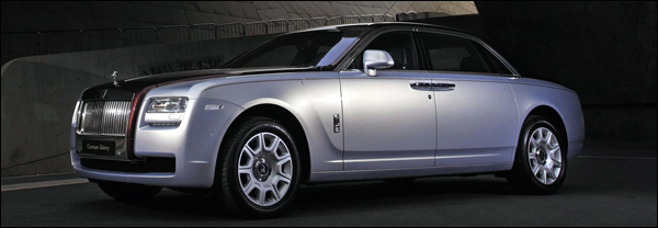 Rolls-Royce Ghost Canton Glory