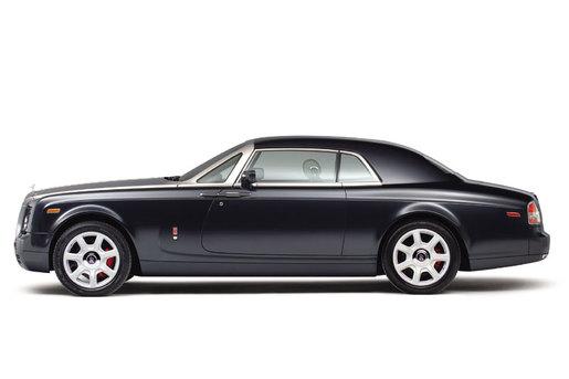 Rolls-Royce Coupé 101EX