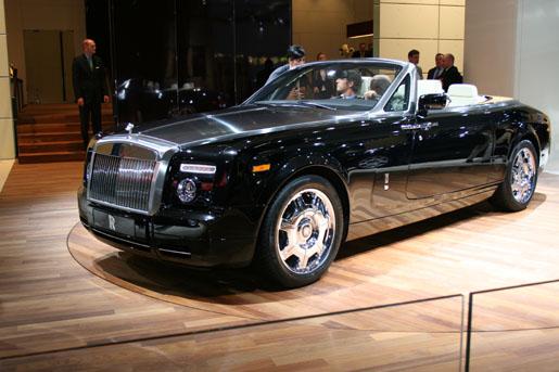 Rolls-Royce Drophead Coupé