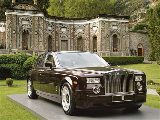 Rolls Royce Phantom - 2