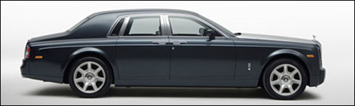 Rolls-Royce Phantom Tungsten edition