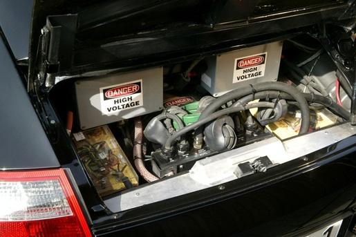 RUF Elektrische Porsche 911