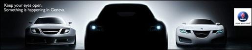 Saab 9-1X Concept Teaser