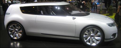Saab 9-X BioHybrid Genève Geneva