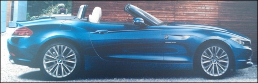 Scan: BMW Z4