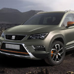 Officieel: Seat Ateca Ateca X-Perience Concept SUV (2016)