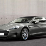 Aston martin rapide shooting break