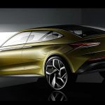 Officieel: Skoda Vision E Concept (2017)