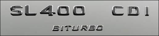 SL 400 CDI