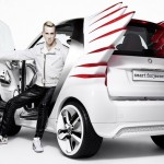 smart for jeremy fortwo electric interior