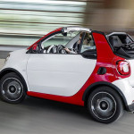 Officieel: Smart ForTwo Cabrio