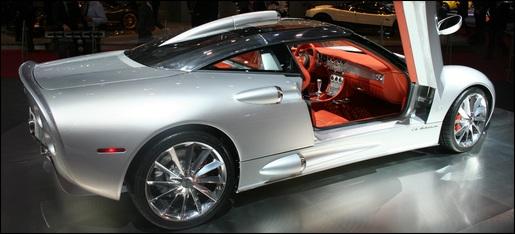 Spyker C8 Aleiron