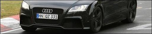 Spyshots: Audi TT RS Ring
