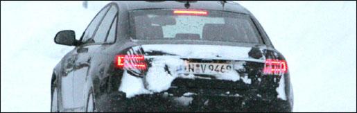 Spyshots: Facelift Audi A6