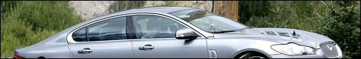 Spyshots: Jaguar XF R